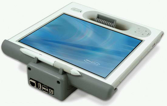 Tabletowo.pl Motion Computing C5v i F5v. Tablety z wygodnymi rączkami Ciekawostki Nowości