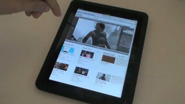 Tabletowo.pl Flash na iPadzie dzięki Artefact (wideo) Apple Ciekawostki Nowości