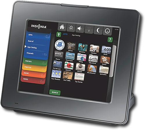 Tabletowo.pl Insignia Infocast Media Display - tablet czy cyfrowa ramka? Nowości