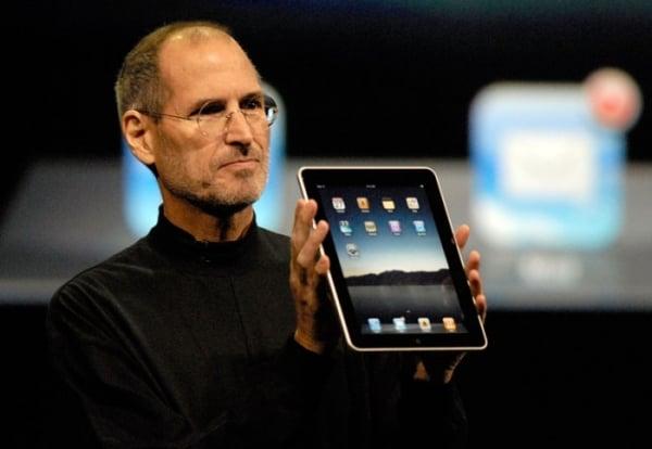 Tabletowo.pl Apple sprzedaje 1,2 milionów iPadów miesięcznie. Tabletowy szał trwa Apple Ciekawostki Nowości