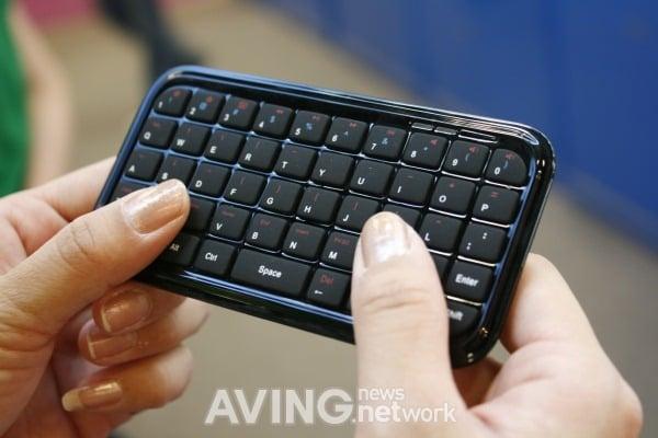 Tabletowo.pl Lapara - interesująca klawiatura do iPada (i nie tylko) Akcesoria Apple Nowości