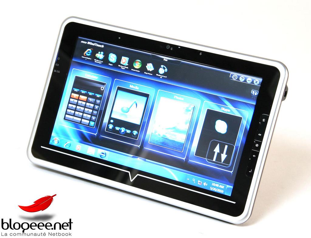 Tabletowo.pl MSI WindPad 100 na oficjalnych zdjęciach Nowości