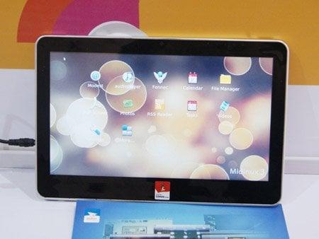 Tabletowo.pl NPad - pierwszy chiński tablet z MeeGo Chińskie Ciekawostki Nowości