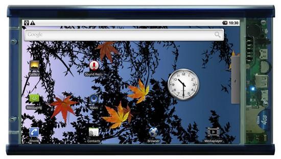 Tabletowo.pl Hard Kernel ODROID-T. Tablet dla mobilnych graczy (wideo) Nowości