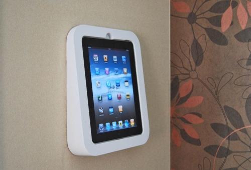Tabletowo.pl Ścienna stacja dokująca do iPada Akcesoria Apple Nowości