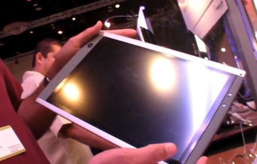 Tabletowo.pl SurfaceInk - 12,1-calowy tablet z Ubuntu (wideo) Ciekawostki Nowości