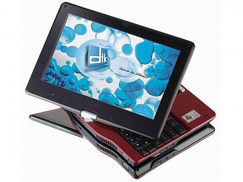 hybryda netbooka i tabletu