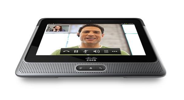 Tabletowo.pl Tablet Cisco Cius z Androidem dla użytkowników biznesowych Nowości