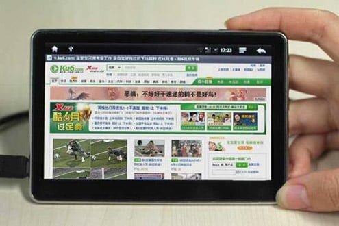 Tabletowo.pl TCL Touchlife - Android kluczem do sukcesu? Chińskie Nowości