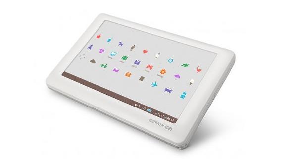 Tabletowo.pl Cowon V5W z Windows CE 6.0 - jeszcze PMP czy już tablet? Nowości
