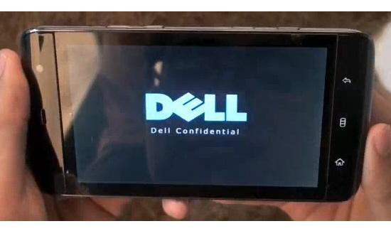 Tabletowo.pl Dell Streak w przedsprzedaży za 500 dolarów Ciekawostki Nowości