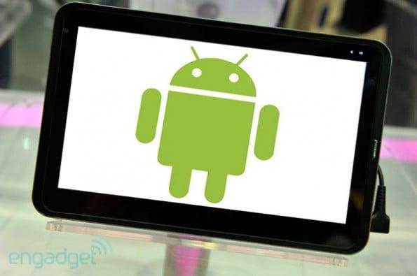 Tabletowo.pl LG potwierdza. Tablet z Androidem w czwartym kwartale Nowości
