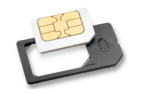 Adapter microSIM