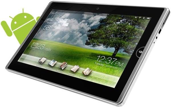 Tabletowo.pl Asus Eee Pad EP101TC rezygnuje z Windows 7 na rzecz Androida! Nowości Plotki / Przecieki