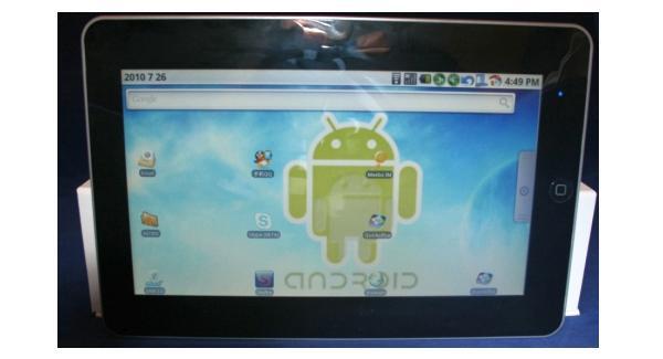 tablet FlatPad A10