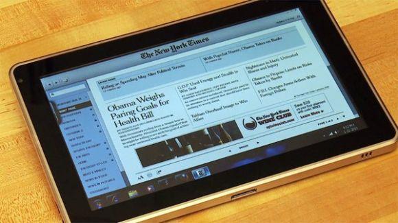 Tabletowo.pl HP potwierdza: trwają prace udoskonalające tablet Slate 500 Nowości