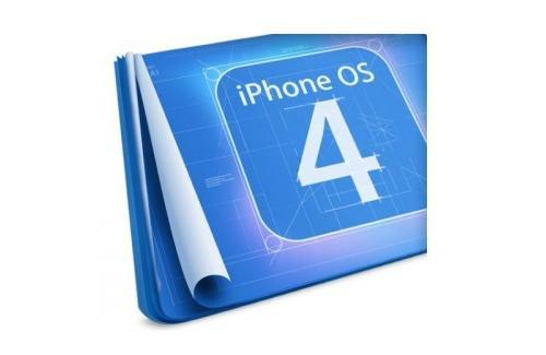 Aktualizacja systemu do iOS4