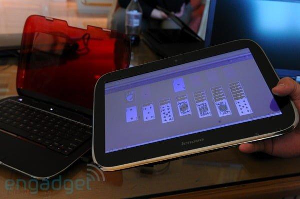 Tabletowo.pl Tablet Lenovo LePad przed końcem 2010 roku Nowości Plotki / Przecieki