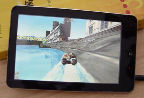 Tabletowo.pl Aktualizacja Moonse E7001: Android 2.1 i procesor 720MHz Nowości