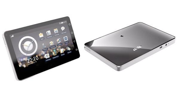 Tabletowo.pl Olive Pad VT100 - indyjski tablet z Androidem 2.1 Nowości