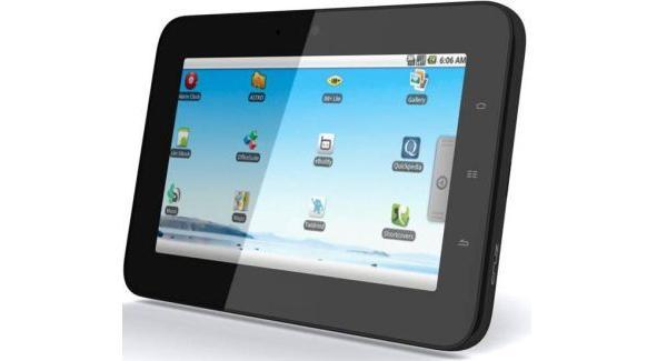 Tabletowo.pl Velocity Micro przedstawiło tablet z Androidem - Cruz Tablet Nowości