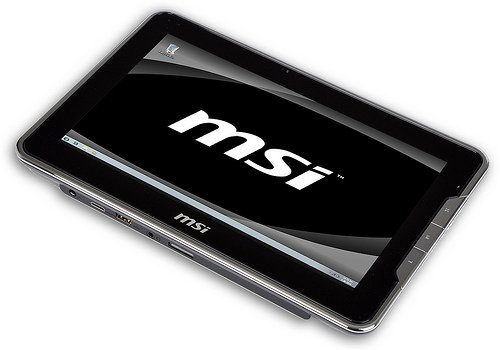 MSI WindPad 100