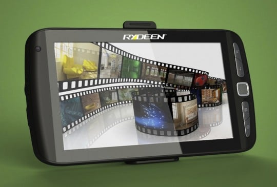 Tabletowo.pl Rydeen gPad GCOM701 z Androidem Nowości