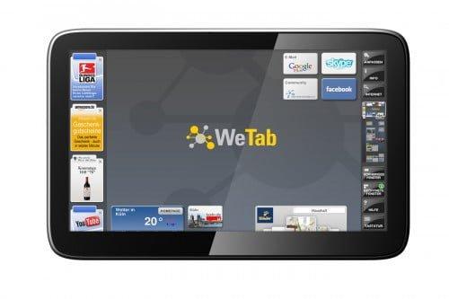 Tablet WeTab