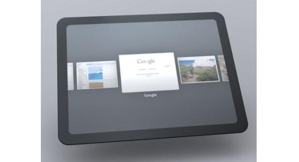 Tabletowo.pl Motorola pracuje nad tabletem Google z Androidem 3.0 Motorola Nowości Plotki / Przecieki