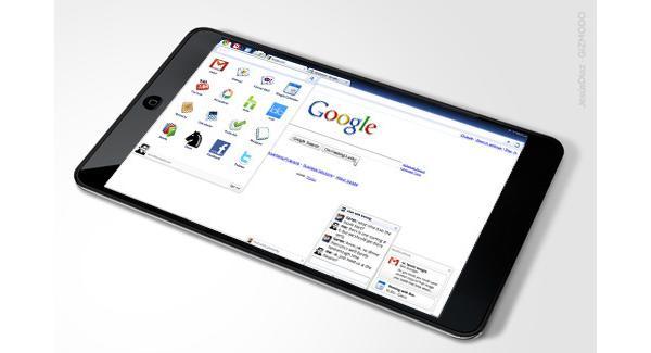 Tabletowo.pl Tablet Google gPad (od HTC) będzie wyposażony w ekran N-Trig? Nowości Plotki / Przecieki