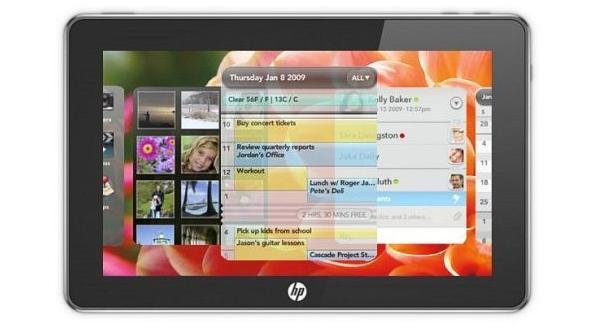 HP z WebOS