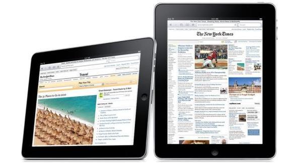 Aktualizacja iPada