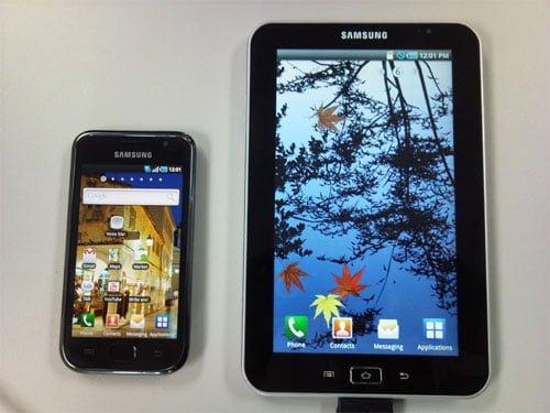 Tablet Samsunga