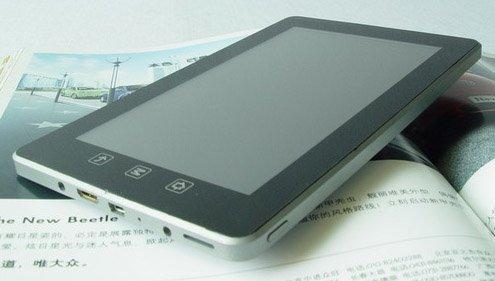 Tabletowo.pl Sinotech dokłada swoje trzy grosze, czyli tablet z Androidem 2.1 Chińskie Nowości