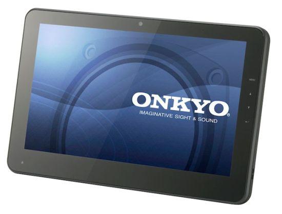 Onkyo przedstawia tablety