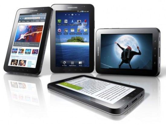 Galaxy Tab 2 z Tegra 2