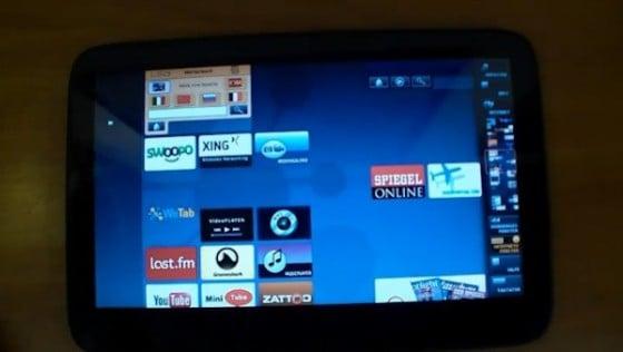 Tabletowo.pl Neofonie WeTab z MeeGo na IFA 2010 (wideo) Nowości