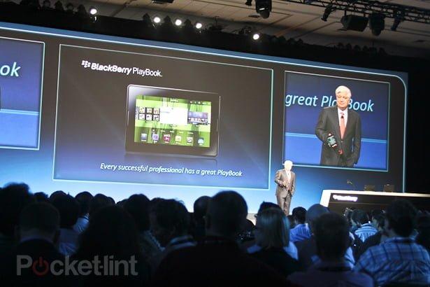 Tabletowo.pl BlackBerry PlayBook tabletem Research In Motion. Oficjalnie! Nowości