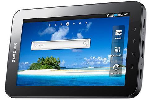 Samsung Galaxy Tab oficjalnie