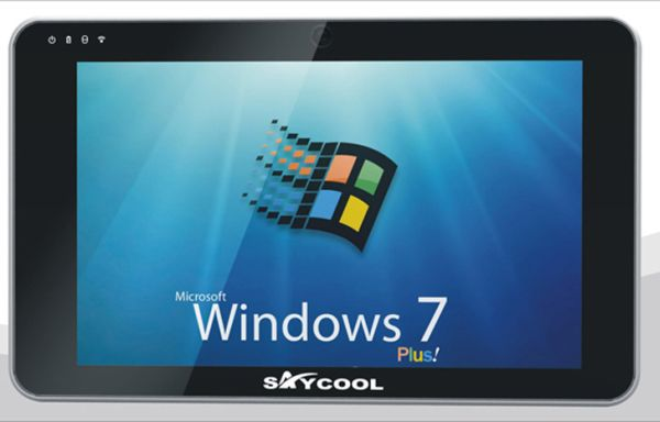 Saycool tablety z Windows