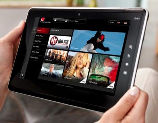 Tabletowo.pl Tablet Toshiba Folio 100 na IFA 2010 (aktualizacja) Nowości Toshiba