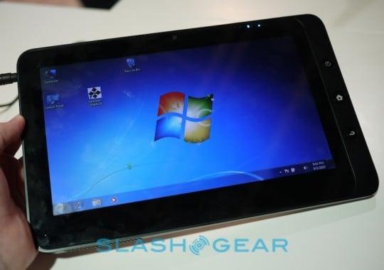 Tabletowo.pl ViewSonic ViewPad 100 z Androidem 1.6 i Windows 7 Nowości