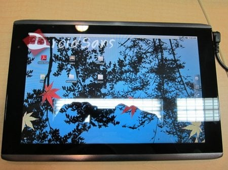 Tabletowo.pl Tablet Acera przyłapany na pierwszym zdjęciu Nowości Plotki / Przecieki
