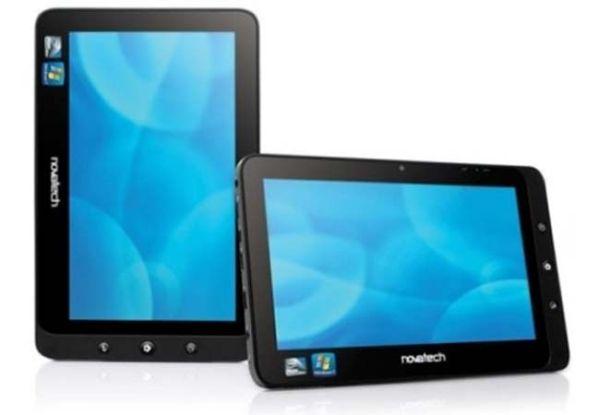 Novatech nTablet z Androidem i Windows 7