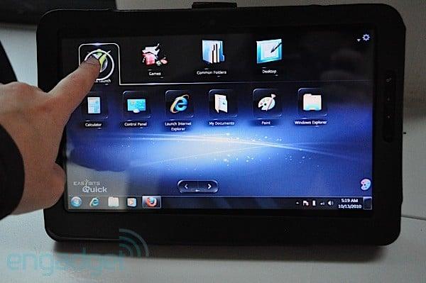 Tabletowo.pl CTL 2goPad SL10 z Windows 7 za 499 dolarów (wideo) Nowości