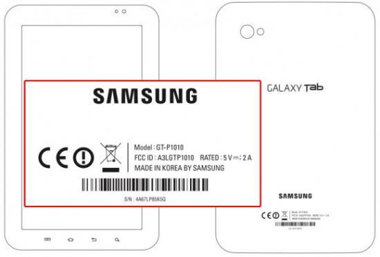 Tabletowo.pl Samsung Galaxy Tab GT-P1010 (bez 3G) coraz bliżej Nowości Samsung