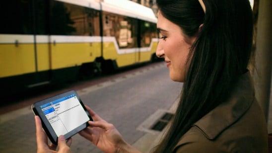 Weź Samsunga Galaxy Tab