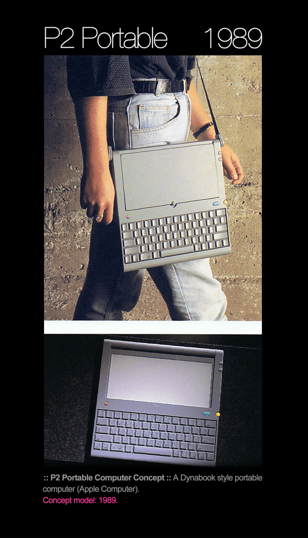 Tabletowo.pl Długa droga Apple - zobacz niepublikowane projekty iPada Apple Ciekawostki Nowości