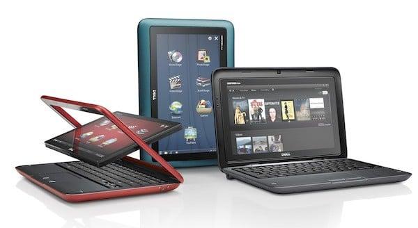 Tabletowo.pl Dell Inspiron Duo na pierwszym oficjalnym wideo Hybrydy Nowości