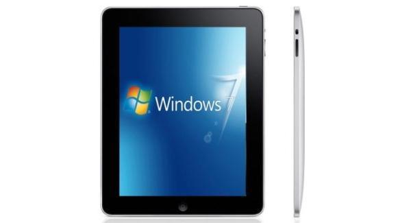 Tabletowo.pl Haleron H97 - klon iPada z Windows 7 Chińskie Nowości